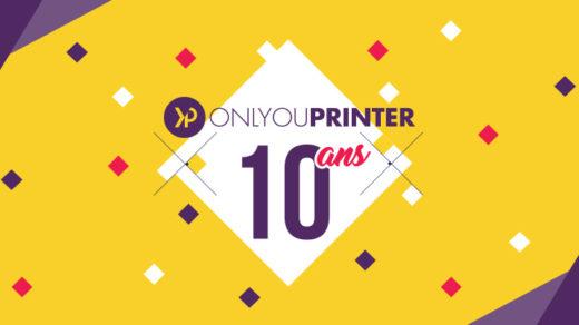 10 ans onlyouprinter