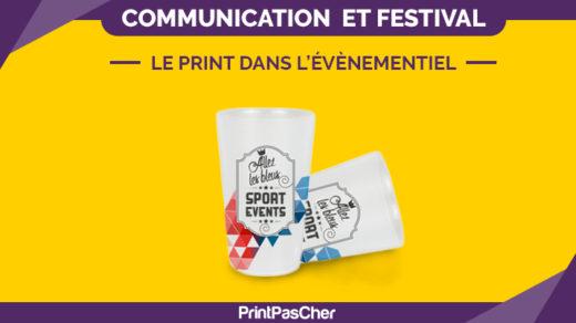 communication et festival
