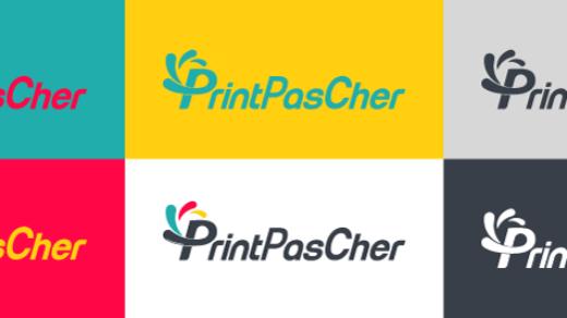 déclinaison logo printpascher