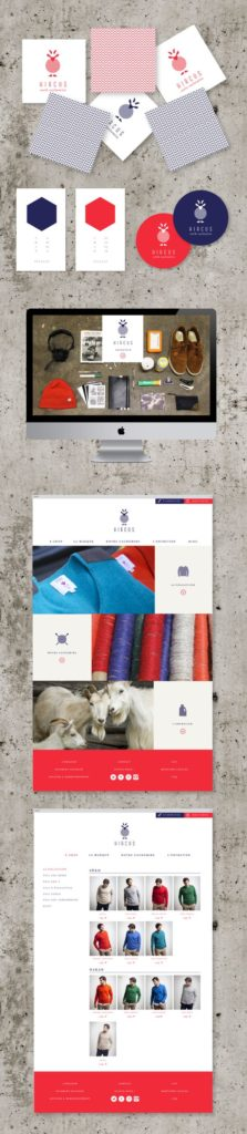 branding marque de vêtements