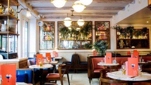 intérieur restaurant design
