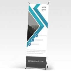 X-banner 70 x 180 cm