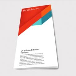 Brochure 105 x 210 mm DL