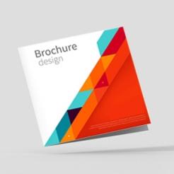 Brochure 210 x 210 mm