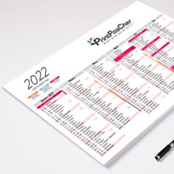 Calendriers rigides 2022