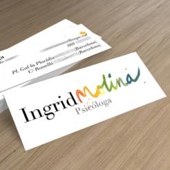 Mini-cartes de visite