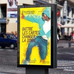 impression affiche panneaux urbains