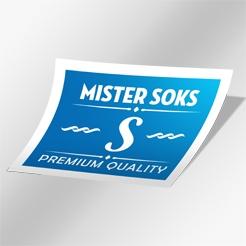 Sticker personnalisé sur mesure