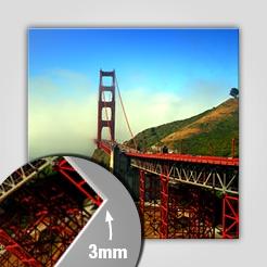 Panneau PVC ou Forex 3 mm