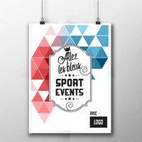 Affiches Sport Events