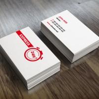 Cartes de visite - Express 24h