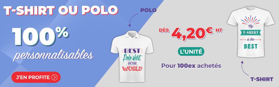 Tshirt et polo