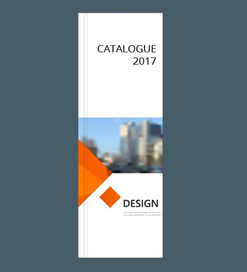 Brochure 105 x 297 mm