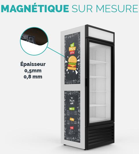 impression magnétique
