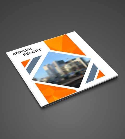 Brochure 148 x 148 mm