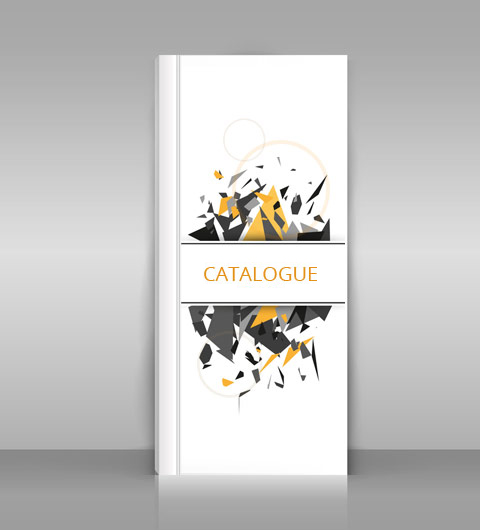 Catalogue 105 x 210 mm DL