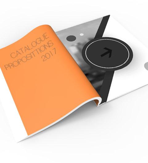 Catalogue 210 x 280 mm