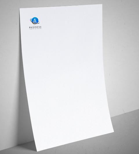 tête de lettre