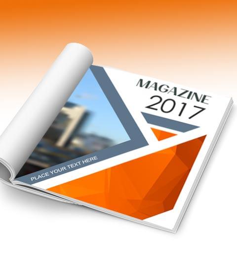 Magazine 148 x 148 mm