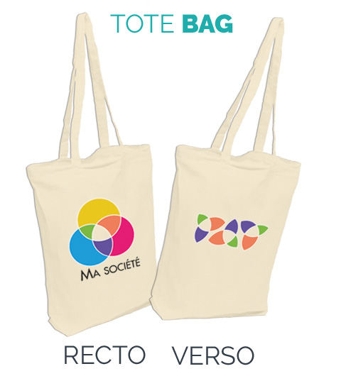 impression tote bag recto verso
