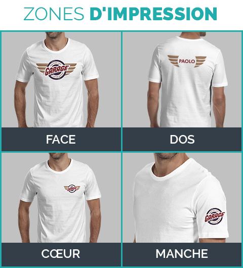 impression t-shirt publicitaire